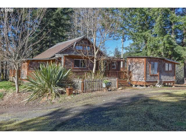 97788 North Lake Ln, Lakeside, OR 97449 (MLS #20434200) :: Fox Real Estate Group