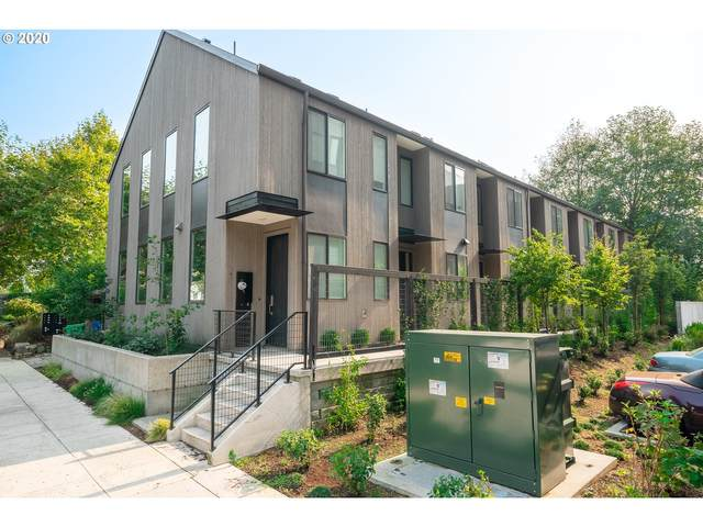 426 NE Ivy St #5, Portland, OR 97212 (MLS #20434518) :: Next Home Realty Connection