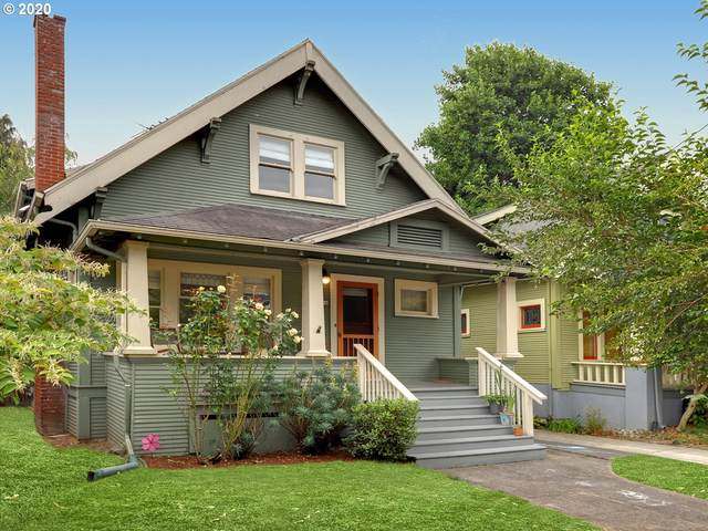 4016 SE Harrison St, Portland, OR 97214 (MLS #20434852) :: Next Home Realty Connection