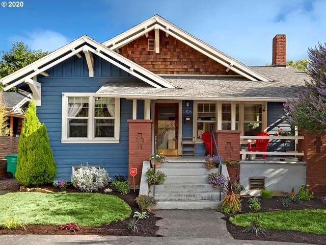 1305 SE Reynolds St, Portland, OR 97202 (MLS #20434893) :: The Liu Group