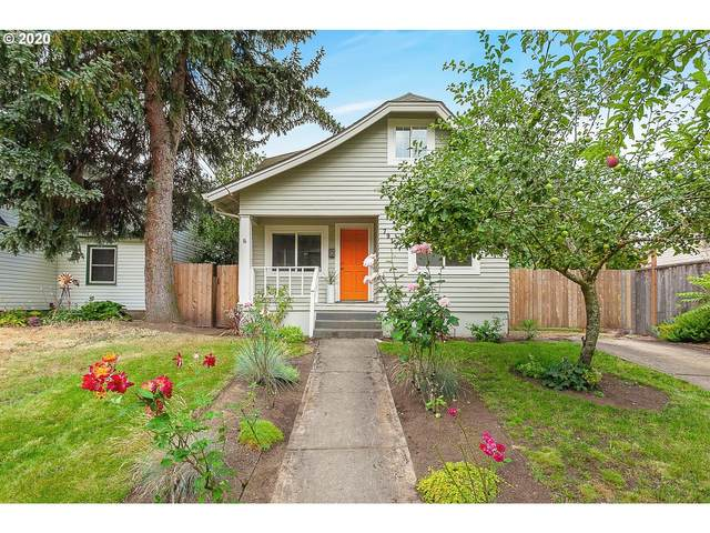 7913 N Dwight Ave, Portland, OR 97203 (MLS #20434918) :: Holdhusen Real Estate Group