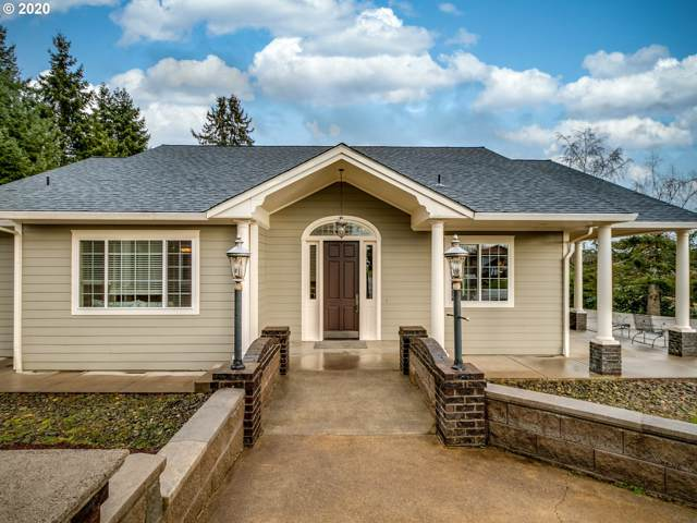 9205 NE 349TH St, La Center, WA 98629 (MLS #20435104) :: Next Home Realty Connection