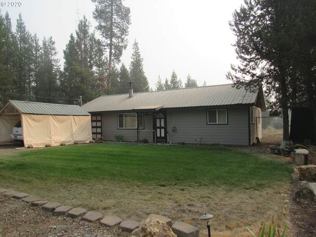 51414 Ash Rd SE, La Pine, OR 97739 (MLS #20435188) :: Stellar Realty Northwest