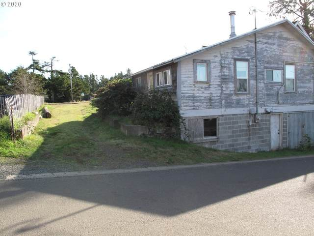 132 S Third St, Manzanita, OR 97130 (MLS #20435271) :: Beach Loop Realty