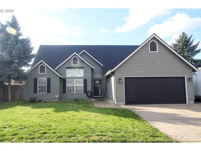864 Sheraton Dr, Eugene, OR 97401 (MLS #20435343) :: Team Zebrowski