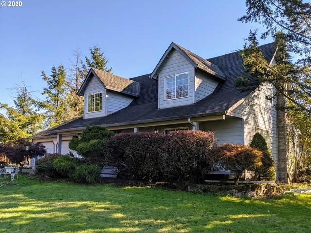17805 NE 279TH St, Battle Ground, WA 98604 (MLS #20435516) :: The Galand Haas Real Estate Team