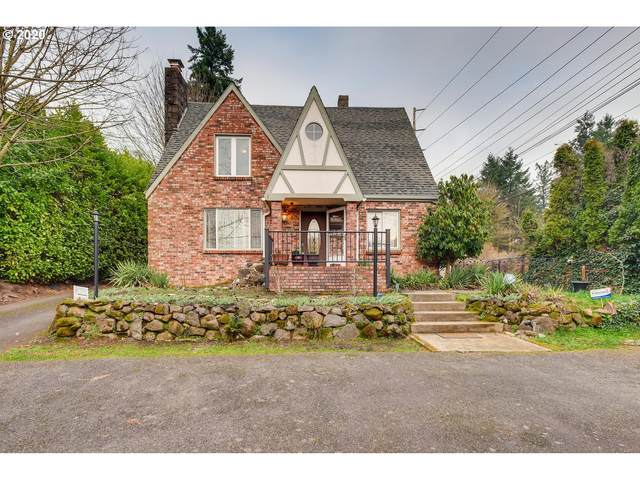 17326 SE Oatfield Rd, Milwaukie, OR 97267 (MLS #20436083) :: Fox Real Estate Group