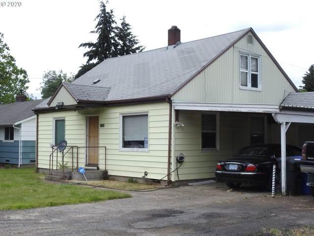 2537 Wood Ave, Eugene, OR 97402 (MLS #20437351) :: Song Real Estate