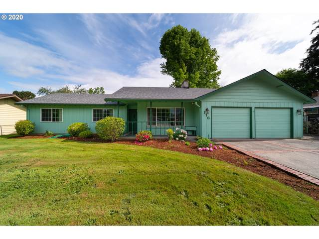 116 NW 94TH St, Vancouver, WA 98665 (MLS #20437609) :: Piece of PDX Team