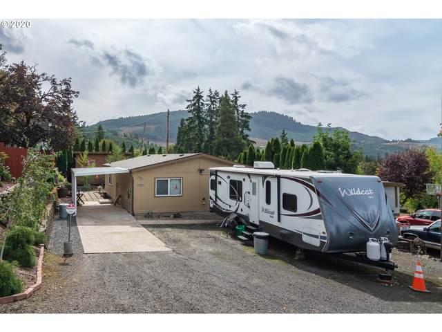 237 E D Ave, Drain, OR 97435 (MLS #20437659) :: Beach Loop Realty