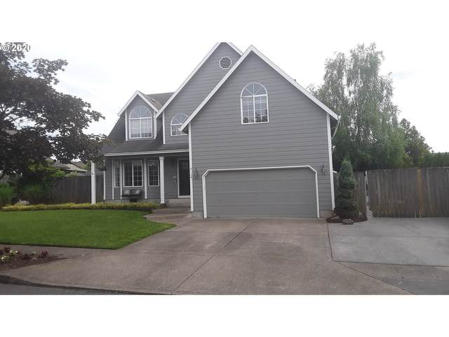 4124 SE 29TH St, Gresham, OR 97080 (MLS #20438115) :: Townsend Jarvis Group Real Estate