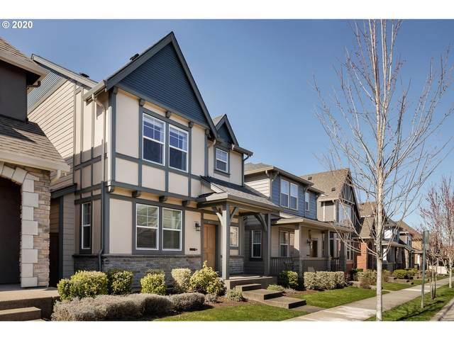 431 SW 204TH Ter, Beaverton, OR 97006 (MLS #20438473) :: Cano Real Estate