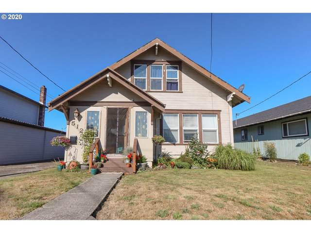 512 Douglas Ave, Tillamook, OR 97141 (MLS #20438591) :: Gustavo Group