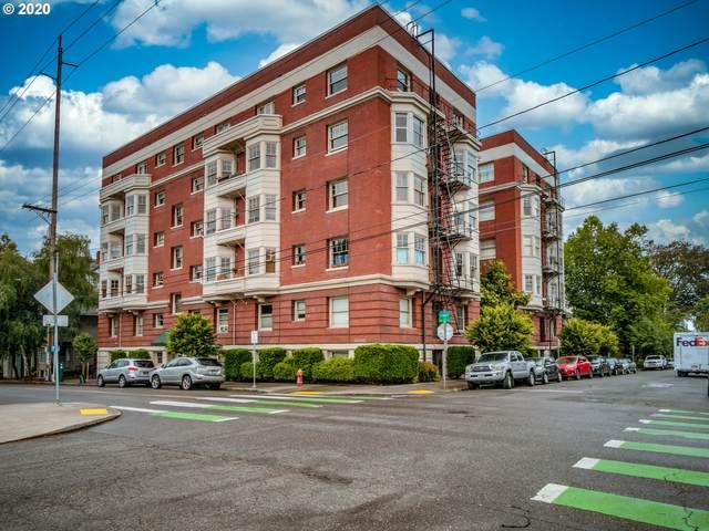 2083 NW Johnson St #31, Portland, OR 97209 (MLS #20438957) :: The Liu Group