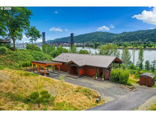6570 N Tyler Ave, Portland, OR 97203 (MLS #20439108) :: Next Home Realty Connection