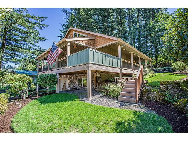 142 Lake Shore Dr, Skamania, WA 98648 (MLS #20440291) :: Duncan Real Estate Group