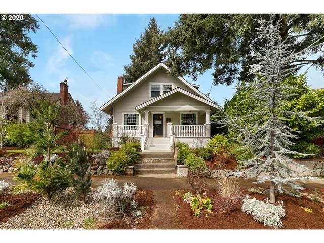 5911 NE 28TH Ave, Portland, OR 97211 (MLS #20440918) :: Gustavo Group