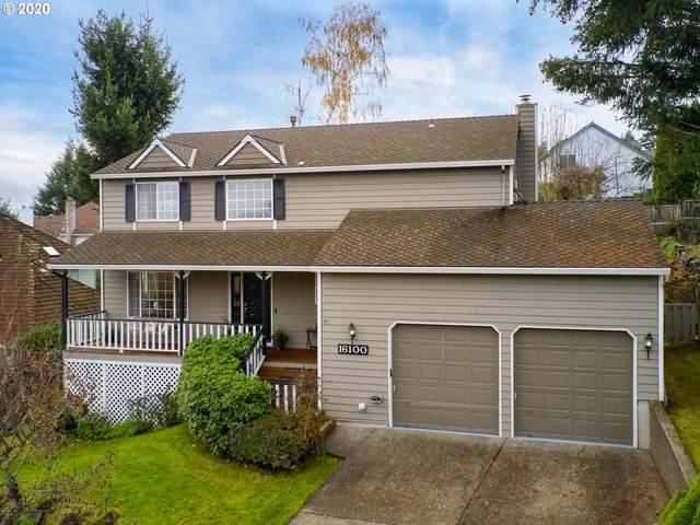 16100 SW Granite Ct, Beaverton, OR 97007 (MLS #20441610) :: Fox Real Estate Group