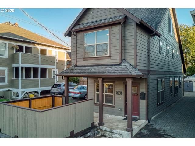 222 NE Alberta St, Portland, OR 97211 (MLS #20441782) :: Change Realty