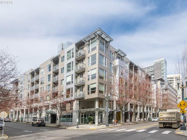 1125 NW 9TH Ave #319, Portland, OR 97209 (MLS #20441798) :: Beach Loop Realty
