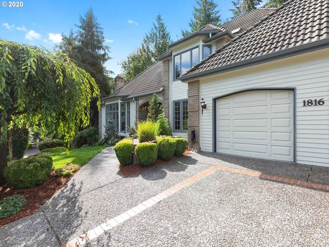 1816 Palisades Lake Ct, Lake Oswego, OR 97034 (MLS #20442011) :: Stellar Realty Northwest
