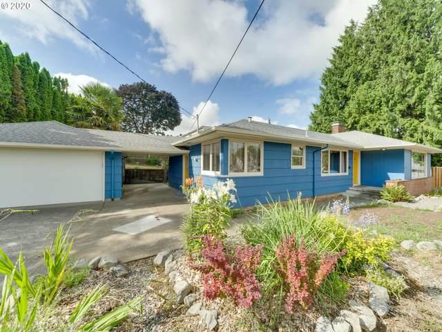 4710 E Burnside St, Portland, OR 97215 (MLS #20442867) :: Premiere Property Group LLC