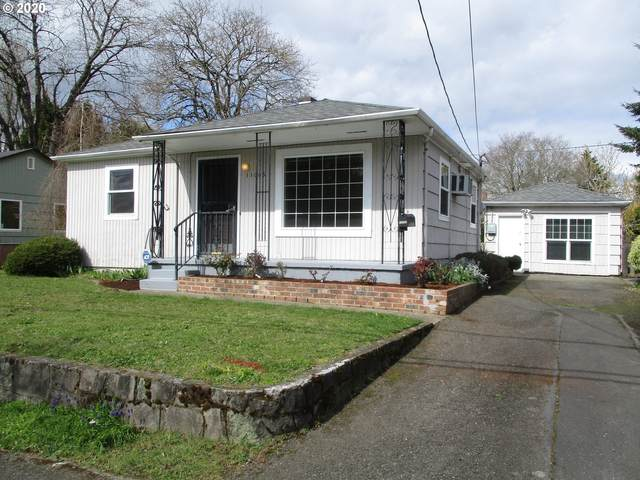11005 NE Schuyler St, Portland, OR 97220 (MLS #20443140) :: McKillion Real Estate Group