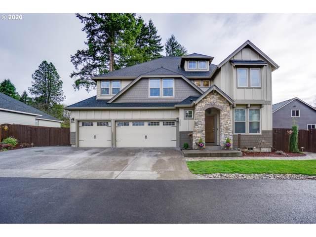 5104 NE 124TH Cir, Vancouver, WA 98686 (MLS #20443780) :: Next Home Realty Connection