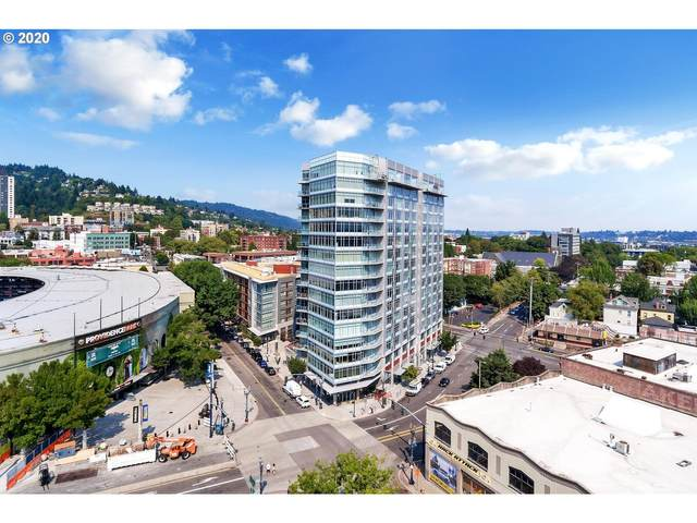 1926 W Burnside St #1602, Portland, OR 97209 (MLS #20443802) :: Real Tour Property Group