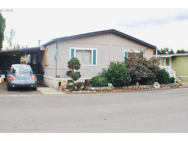 25800 SE Eagle Creek Rd #47, Eagle Creek, OR 97022 (MLS #20443935) :: Premiere Property Group LLC