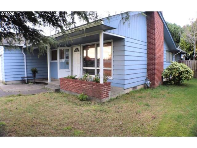 1126 Michigan Ave, Coos Bay, OR 97420 (MLS #20444837) :: The Liu Group
