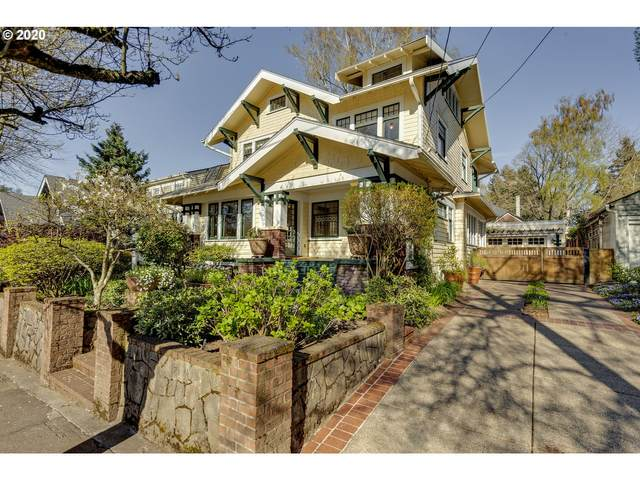 3124 NE 15TH Ave, Portland, OR 97212 (MLS #20445465) :: Piece of PDX Team