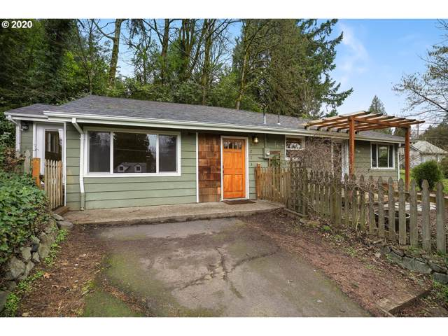 9213 SW 13TH Dr, Portland, OR 97219 (MLS #20445511) :: Change Realty
