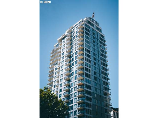 1500 SW 11TH Ave #907, Portland, OR 97201 (MLS #20445579) :: The Galand Haas Real Estate Team