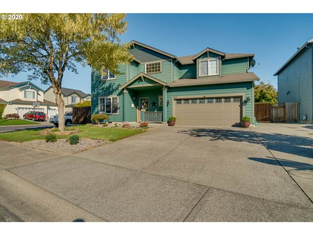 9009 NE 163RD Ave, Vancouver, WA 98682 (MLS #20445605) :: Next Home Realty Connection