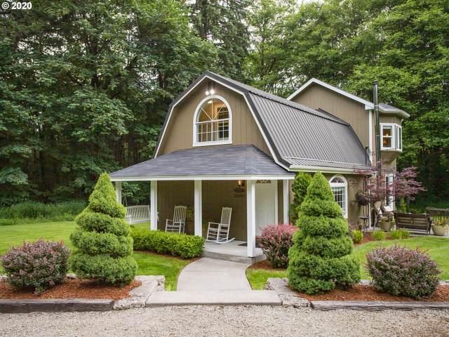 22600 NE Wh Garner Rd, Yacolt, WA 98675 (MLS #20446100) :: Song Real Estate