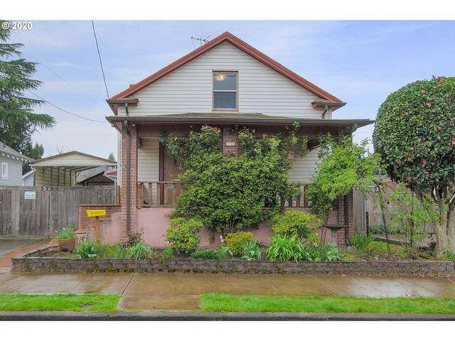 3733 NE 14TH Ave, Portland, OR 97212 (MLS #20446108) :: Premiere Property Group LLC