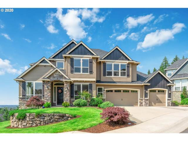 2427 NW Larkspur Ct, Camas, WA 98607 (MLS #20446309) :: The Liu Group