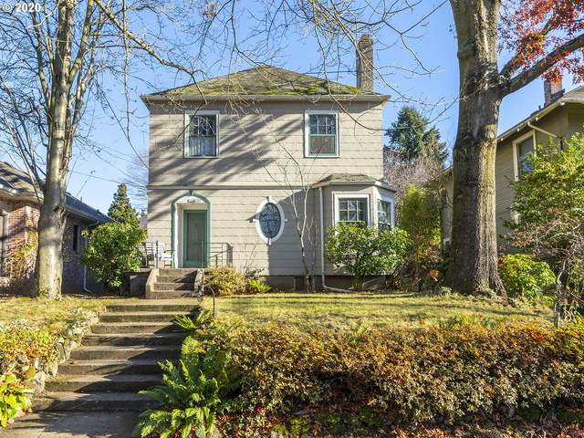 1532 SE 22ND Ave, Portland, OR 97214 (MLS #20446515) :: Gustavo Group