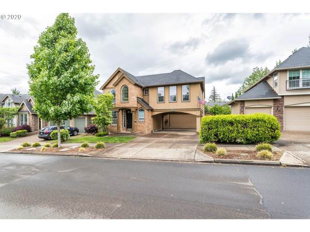 10883 SW Marilyn St, Tualatin, OR 97062 (MLS #20446544) :: Next Home Realty Connection