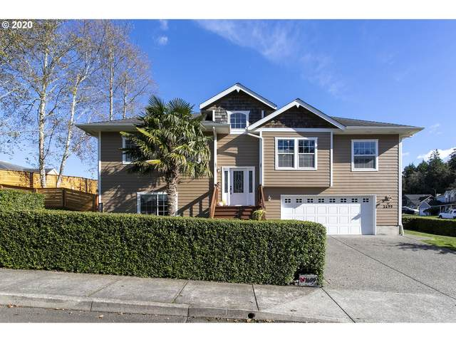 1699 Huckleberry Dr, Seaside, OR 97138 (MLS #20447133) :: Townsend Jarvis Group Real Estate