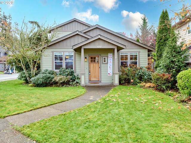 177 SE 59TH Ln, Hillsboro, OR 97123 (MLS #20447556) :: Townsend Jarvis Group Real Estate