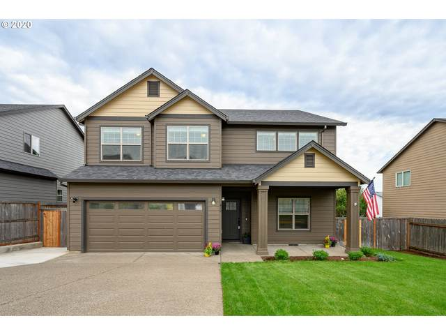 472 SW Mt Adams St, Mcminnville, OR 97128 (MLS #20447625) :: Next Home Realty Connection