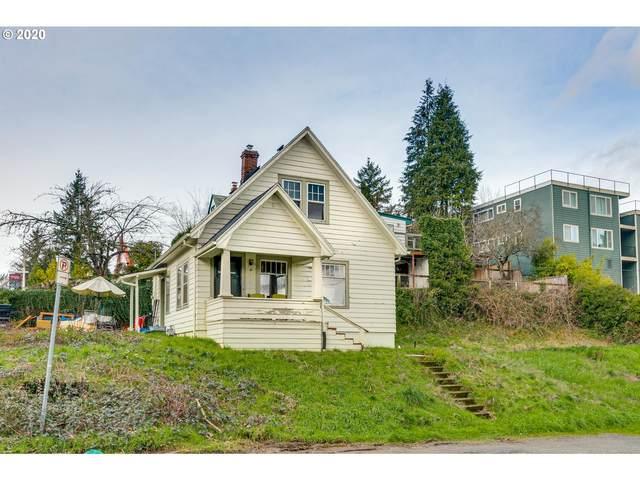 1139 SW Gibbs St, Portland, OR 97239 (MLS #20448056) :: McKillion Real Estate Group
