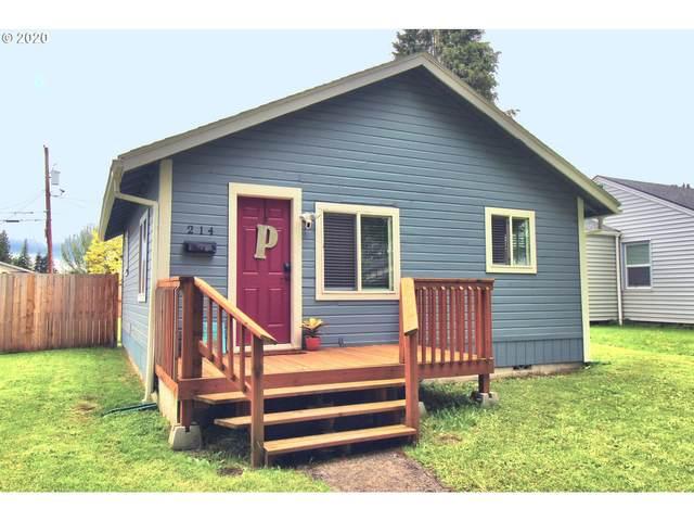 214 20TH Ave, Longview, WA 98632 (MLS #20448165) :: Brantley Christianson Real Estate
