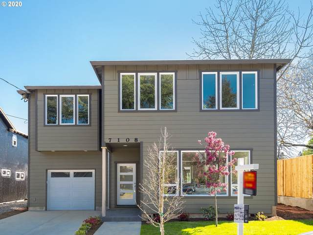7120 NE 8TH Ave, Portland, OR 97211 (MLS #20448367) :: Next Home Realty Connection