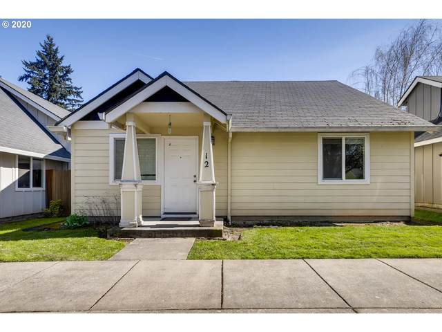 601 W 1ST St #12, Newberg, OR 97132 (MLS #20448588) :: Song Real Estate