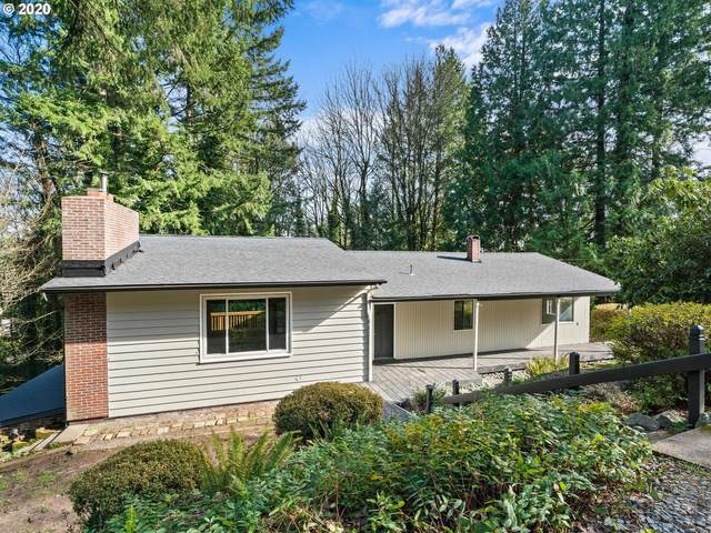 10298 SW Lancaster Rd, Portland, OR 97219 (MLS #20448625) :: Premiere Property Group LLC