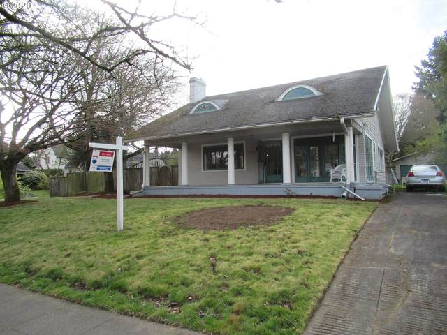 3526 NE Fremont St, Portland, OR 97212 (MLS #20448741) :: The Liu Group