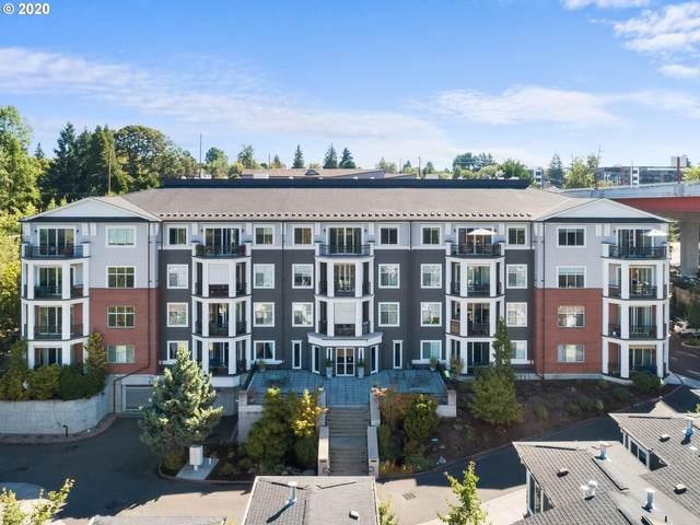 196 SE Spokane St #407, Portland, OR 97202 (MLS #20448786) :: The Galand Haas Real Estate Team